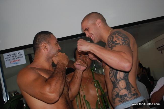 Soirée boxe professionnelle ce vendredi à la salle Fautaua