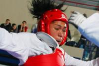 Championnat d'Europe de TAEKWONDO: la tahitienne Anne-Caroline Graffe remporte la médaille d'or