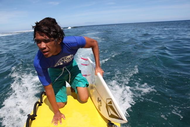 TAAPUNA Junior : Mihimana BRAYE souffle la victoire à Mateia HIQUILY