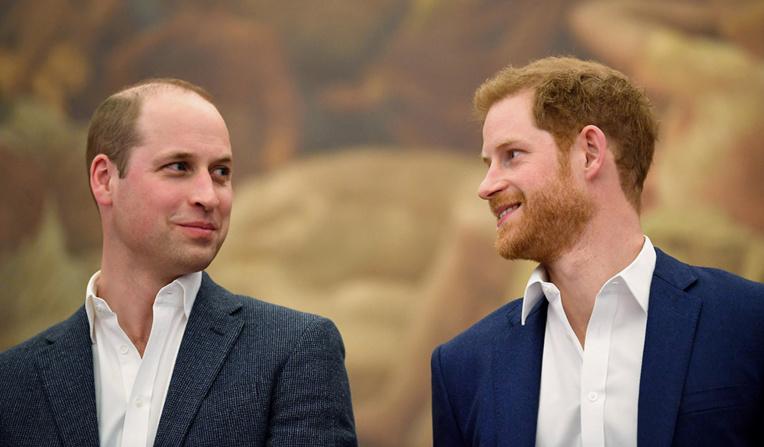 """""""Megxit"""": William et Harry se serrent les coudes avant une réunion de crise chez Elizabeth II"""