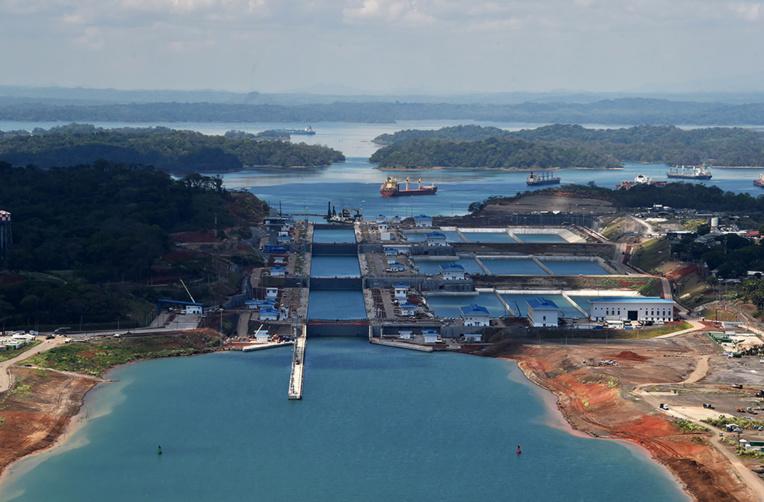 Sécheresse : le Canal de Panama va faire payer une surtaxe