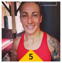 Challenger #5 : Flore Hani
