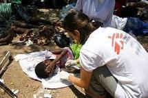 MSF dans les hôpitaux pour lever les préjugés sur la médecine humanitaire