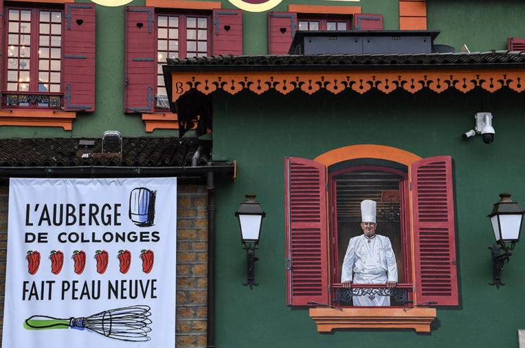 Michelin rétrograde une icône: Bocuse perd sa troisième étoile