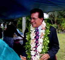Cook: Décès de l'ancien Premier ministre Sir Geoffrey Henry, Jacqui Drollet adresse ses condoléances