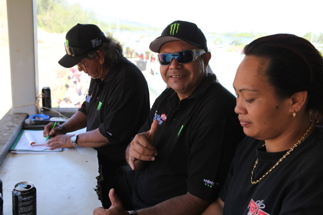 Championnat polynésien de motocross 2012 : 1ère journée satisfaisante