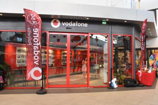 Vodafone : les appels internationaux au prix des appels locaux