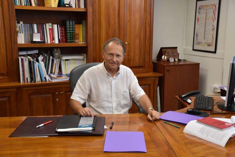 Régis Vouaux-Massel, Premier Président de la cour d'appel de Papeete, quittera ses fonctions à la fin du mois.