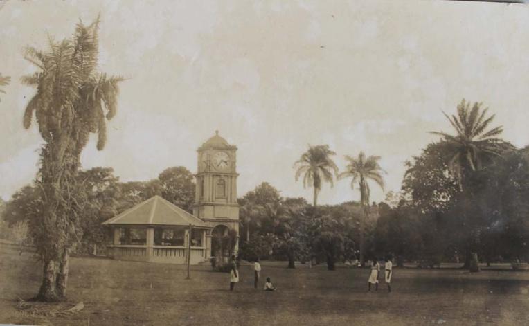 En 1879, John Thusrton invita un botaniste à venir depuis l'île Maurice pour l'aider à créer un jardin botanique au centre de Suva. Les Botanical Gardens de Fidji changèrent de nom en 1979 pour devenir les Thurston Gardens, en hommage à l'homme qui avait, entre autres, sauvé Fidji du Ku Klux Klan.