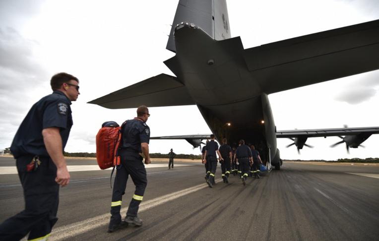 Australie: les enquêteurs sur le site du crash qui a tué trois pompiers américains