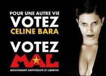 Une star du X présente sa candidature aux législatives en Ariège