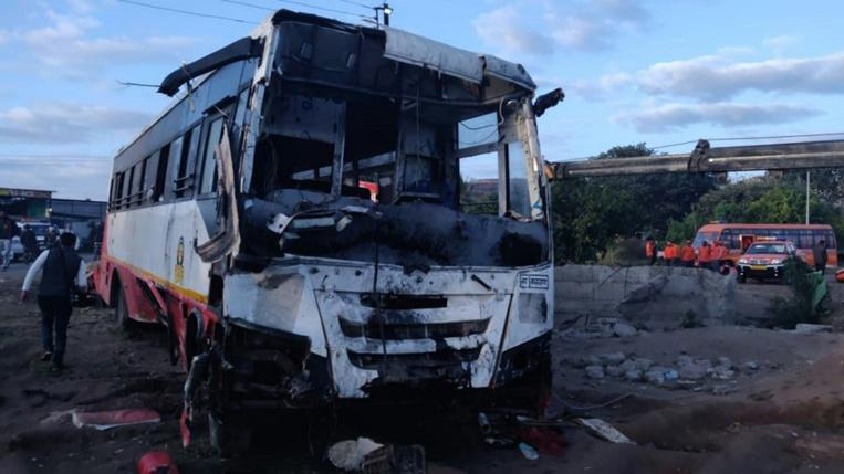 Inde: 26 morts dans un accident de car