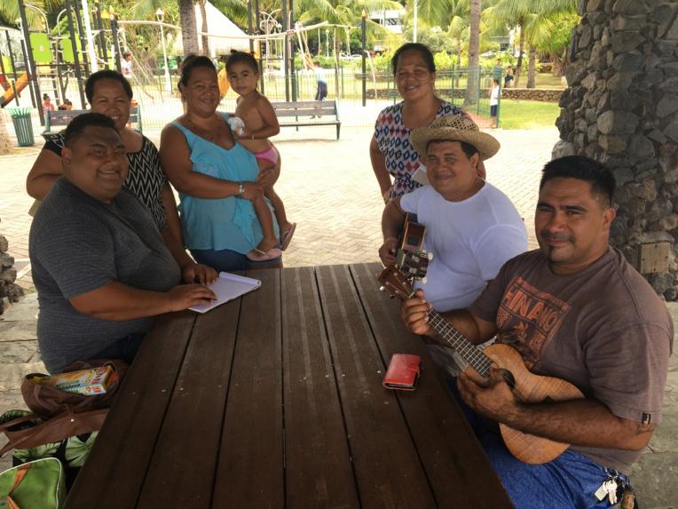 Une bringue gratuite au Parc Paofai