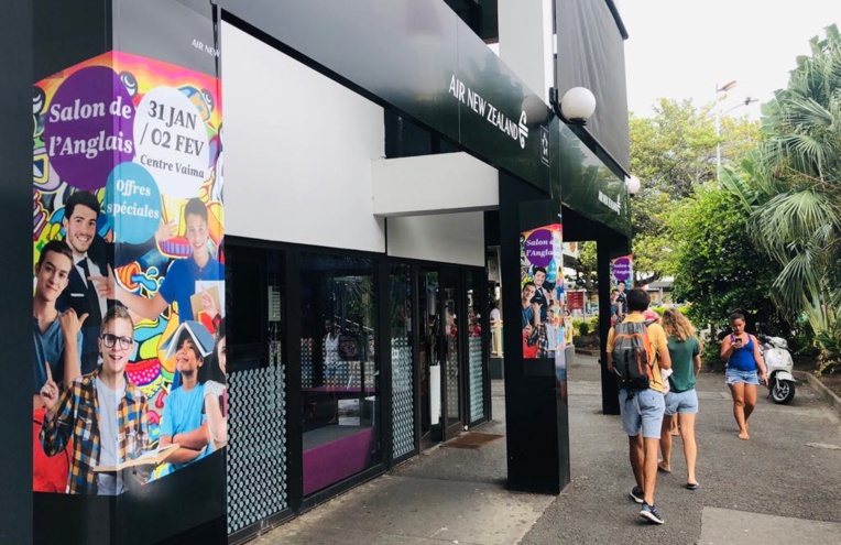 Salon de l'anglais : Auckland calling