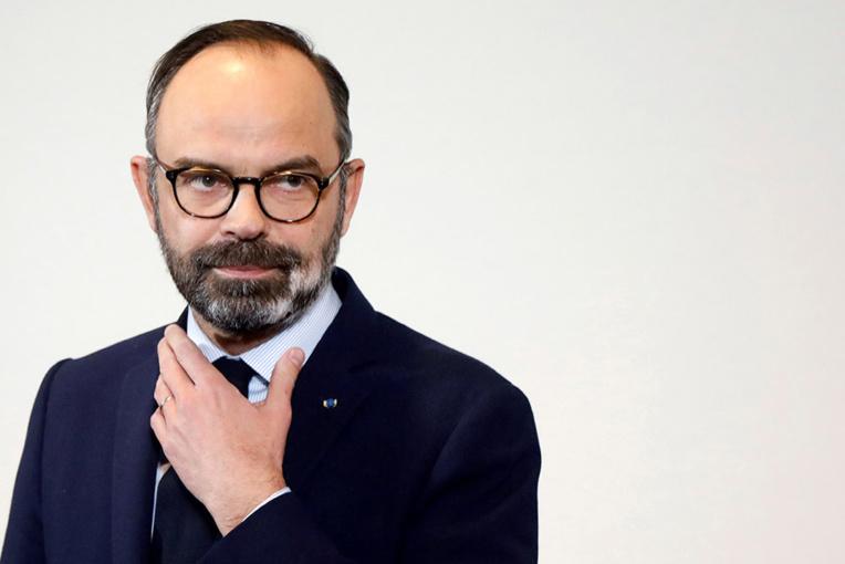 """Municipales: Philippe candidat au Havre, la """"fin de la macronie"""", selon Marine Le Pen"""