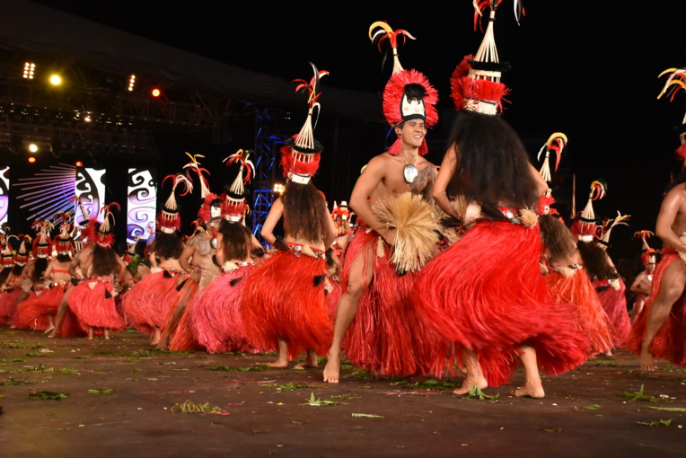 Heiva i Tahiti 2020 : Les professionnels en petit comité