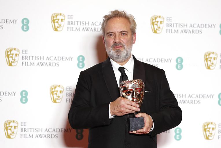 """A une semaine des Oscars, """"1917"""" de Sam Mendes triomphe aux Bafta britanniques"""