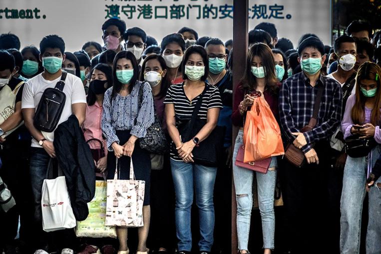 Coronavirus: en Chine, les mesures de confinement se rapprochent de Shanghai