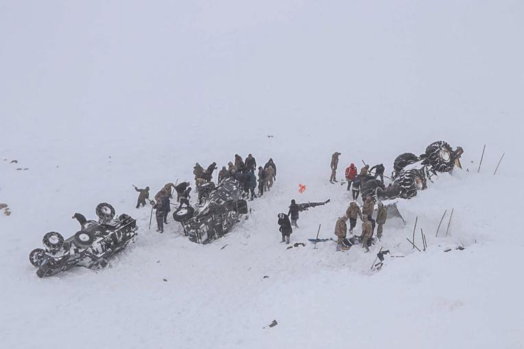 Près de 40 morts dans deux avalanches dans l'est de la Turquie