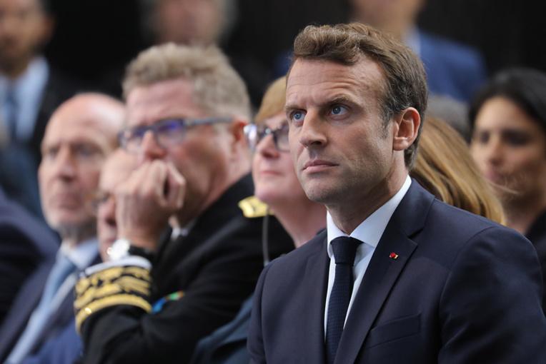 Macron livre sa vision de la dissuasion nucléaire française, avec une touche d'Europe
