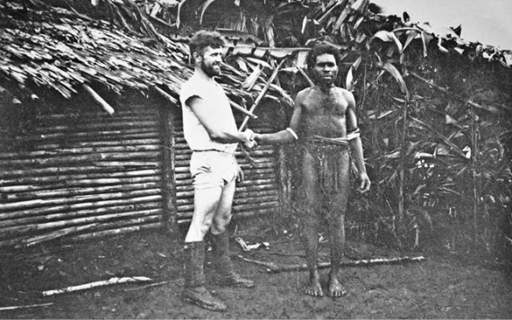L'expédition punitive montée par les autorités ne fut possible que grâce au recrutement d'environ 150 porteurs salomonais.
