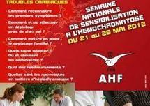 Semaine de dépistage de l'hémochromatose, 1ère maladie génétique en France