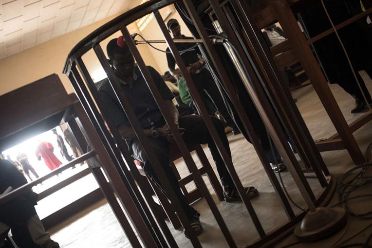 Centrafrique: perpétuité pour cinq chefs d'une milice pour crimes contre l'Humanité