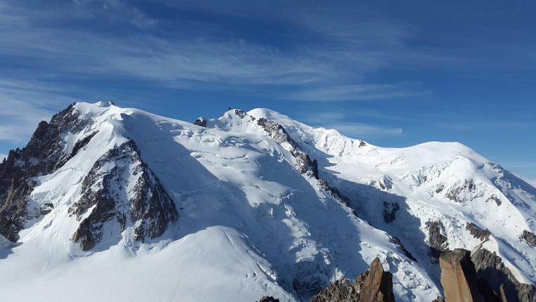 Le mont Blanc, victime du climat et de sa notoriété