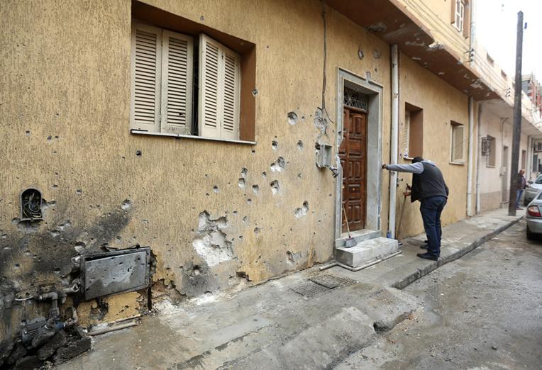 Malgré la résolution de l'ONU, des combats se poursuivent en Libye