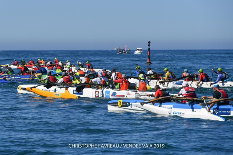 Vingt-deux équipages seront sur la ligne de départ aux Sables-d'Olonne.