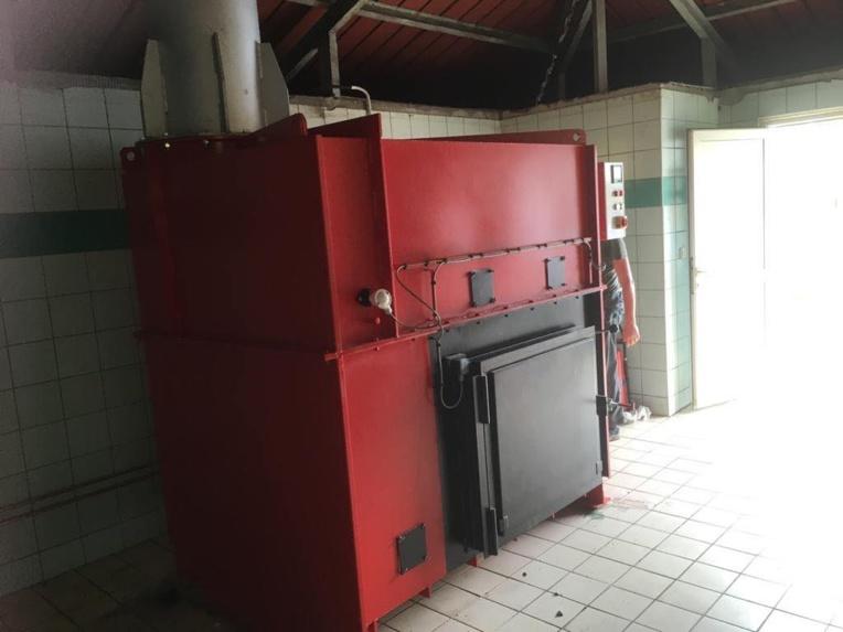 L'incinérateur de drogues installé à Tahiti
