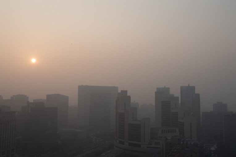Chine: le CO2 succombe au virus... au moins temporairement