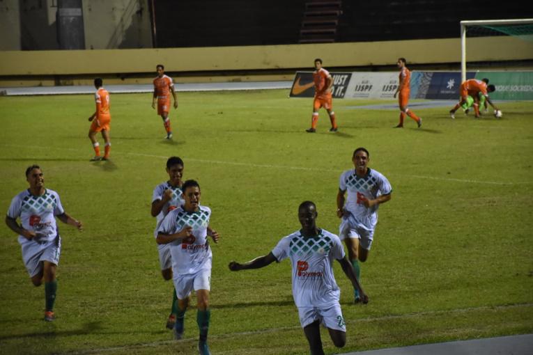Tiare Tahiti a pu compter sur l'efficacité de son attaquant béninois Bio Odo Chabi qui a redonné l'avantage à son équipe en seconde mi-temps.