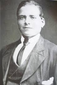 Jack Renton tel qu'il était après son long séjour aux îles Salomon, chez les coupeurs de têtes.