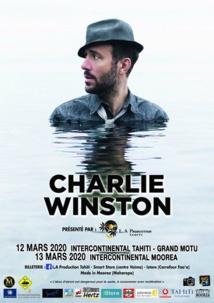 "Charlie Winston vient chanter ""Square 1"" à Tahiti"