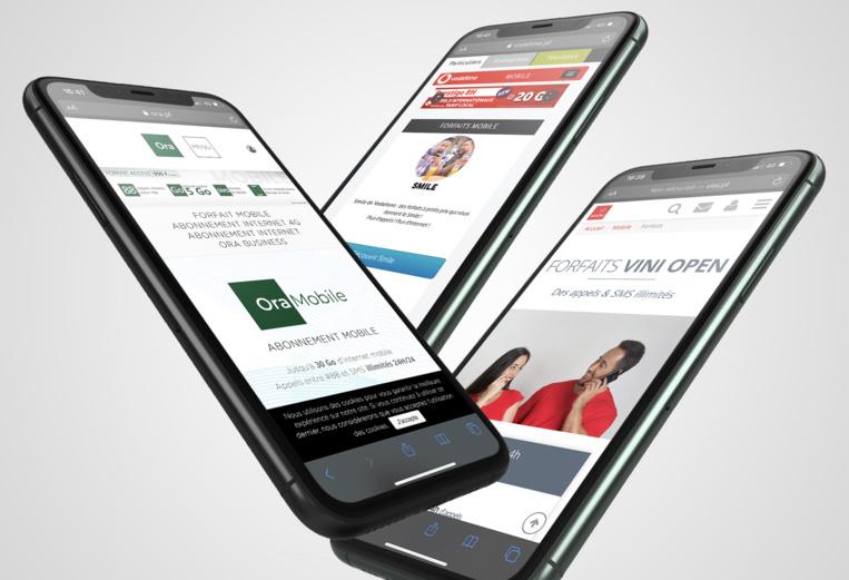 Téléphonie mobile : la concurrence s'active