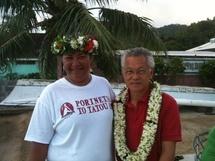 Gaston Tong Sang : bilan de tournée aux îles sous le vent