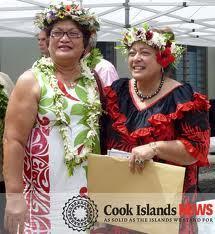 Une femme à la tête du Parlement des îles Cook, Jacqui Drollet adresse ses félicitations à Mme Nikki Rattle