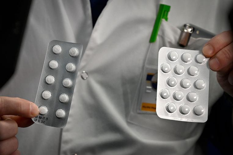 Covid-19: l'anti-palu chloroquine, une piste très préliminaire à prendre avec prudence