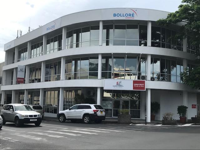 Grands projets de Polynésie s'est installé dans l'ancien immeuble Vodafone, au 2 avenue du Chef Vairratoa, à Papeete.