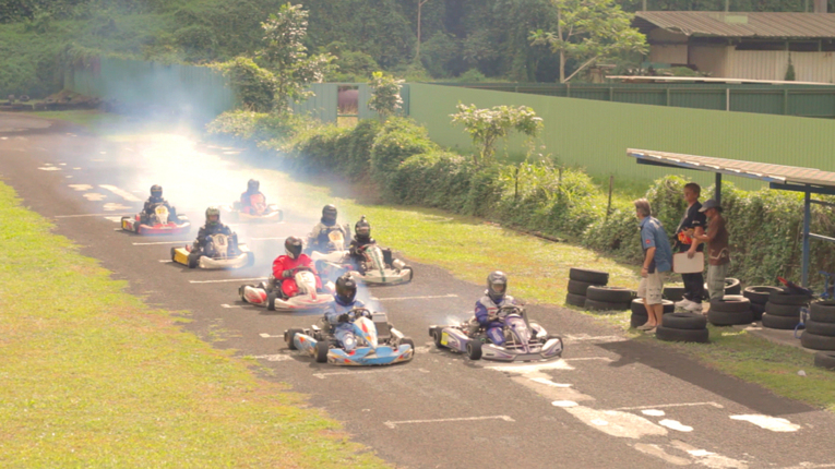 Karting - Un nouveau vainqueur à Papenoo