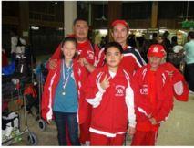 Taekwondo: Teuiapi no Papeete