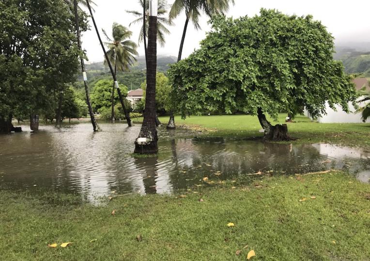 Le Musée de Tahiti et des îles fermé à cause des pluies