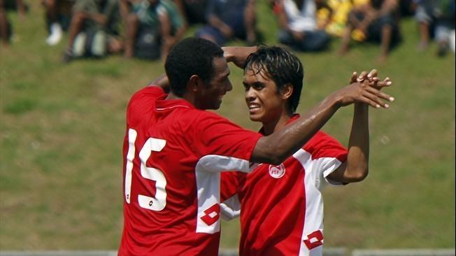 Coupe des nations OFC 2012: Débuts réussis pour Tahiti et la Nouvelle-Calédonie