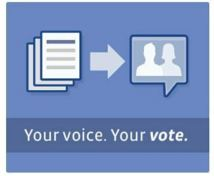 Facebook fait voter ses membres sur sa nouvelle politique de confidentialité