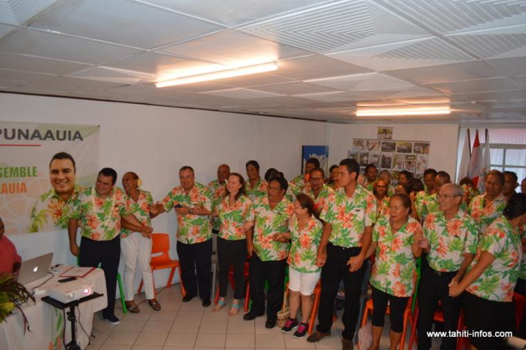 """La """"dream team"""" de Rohfritsch pour les municipales"""
