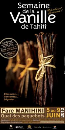 5ème édition de la semaine de la Vanille de Tahiti