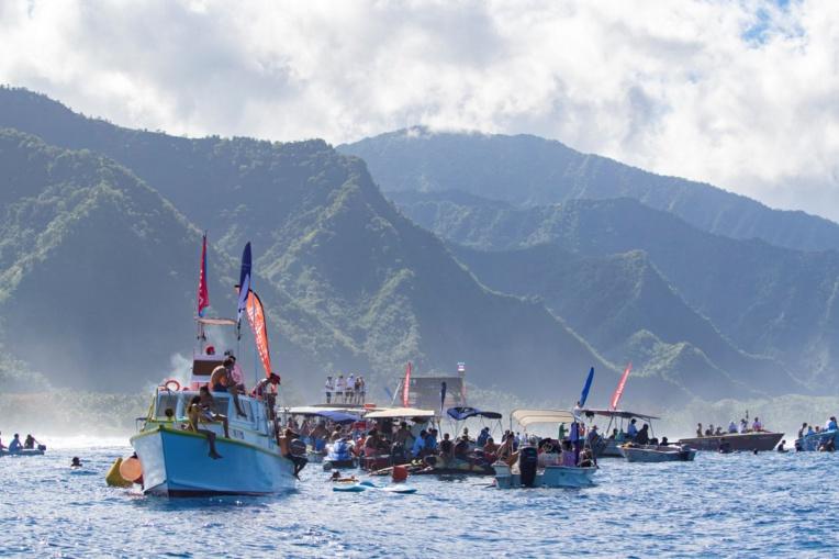 Le CIO valide Teahupo'o pour les Jeux olympiques 2024