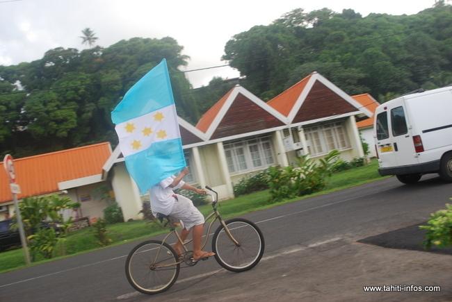 Mairie de Papeete: Ambiance élection à la locale...