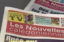 N-Calédonie: débrayage des journalistes du Groupe Hersant Média